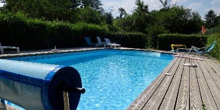Domaine Les Messauts Notre piscine chauffée