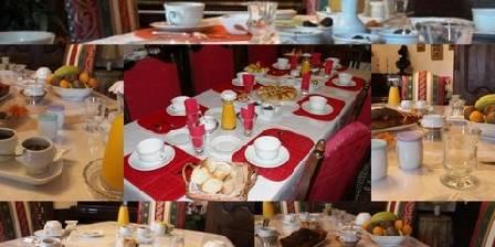 Le Clos d'Albray Petits déjeuners
