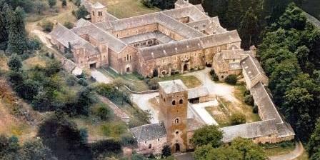 Gite Le Clos d'Albray > Abbaye de Bonecombe à Comps La Grand Ville