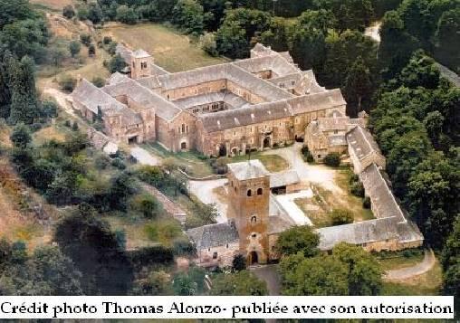 Abbaye de Bonecombe à Comps La Grand Ville