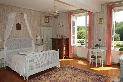 Chambre d'hote Aisne - suite Iris