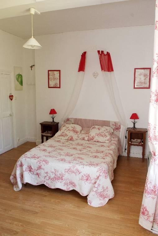 Chambre d'hote Aisne - chambre Fleur de Pommier