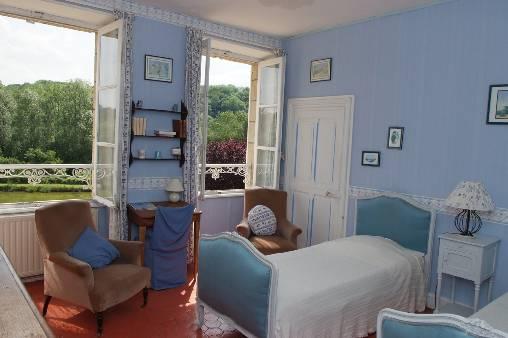 Chambre d'hote Aisne - chambre