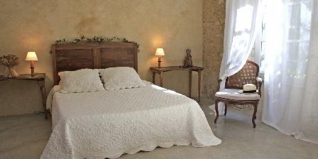 La Garance en Provence Les Ocres bedroom