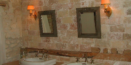 La Garance en Provence Salle de bains Les Ocres