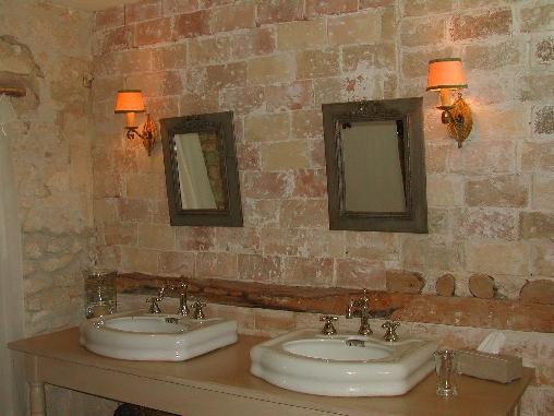 Salle de bains Les Ocres