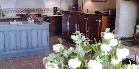 La Garance en Provence Kitchen