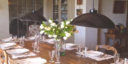La Garance en Provence Salle à manger