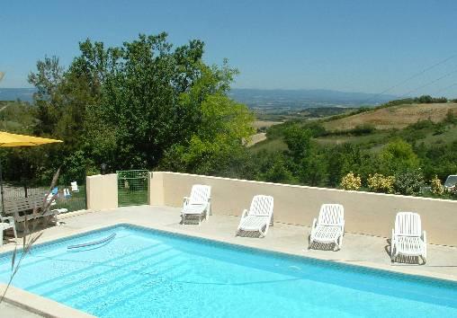 Chambre d'hote Aude - piscine chauffée sécurisée