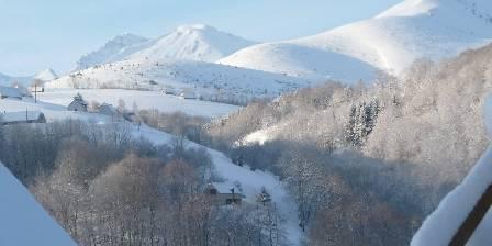 Chambres d'hôtes La Laurence Autre vue hivernale