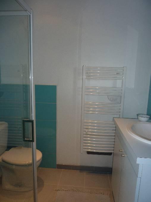 Chambre d'hote Indre-et-Loire - salle de bain toilettes Cuba