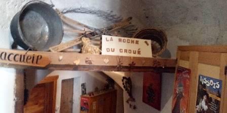 La Roche du Croué Entrée de La Roche du Croué