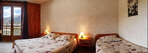 la chambre Anémone