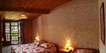 Chambre d'hotes La Roche du Croué > chambre Crocus