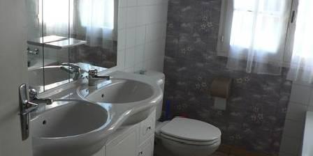 Les Hortensias La salle de bain