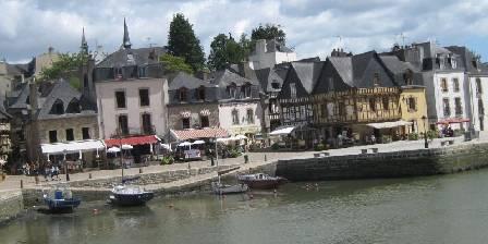 Chambres d'hôtes de Bot Conan Port de Saint-Goustan à Auray