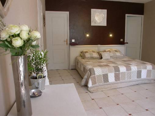 Chambre d'hote Vaucluse - Chambre Emeraude