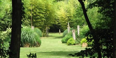 le parc aux bambous