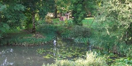 Au Moulin de la Croix Garden