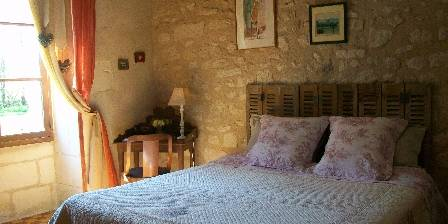 Au Moulin de la Croix Eveillure Bedroom