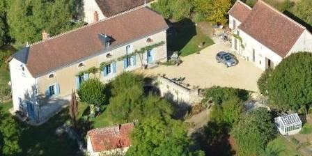 Chambre d'hotes Au Moulin de la Croix > Vue aérienne