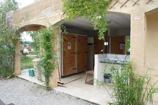 Le pavillon sanitaire