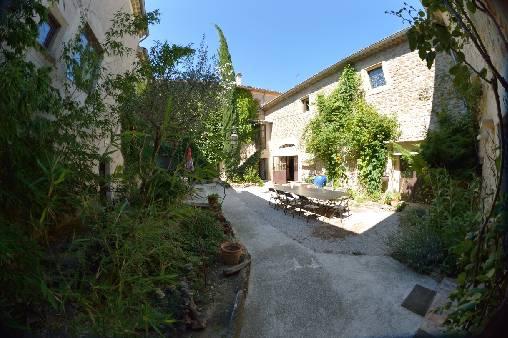 Chambre d'hote Vaucluse - le patio