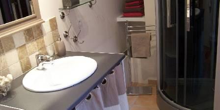 Le Rocher du Loup Salle de bain Campagne