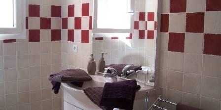 Le Rocher du Loup Salle de bain Sérenité