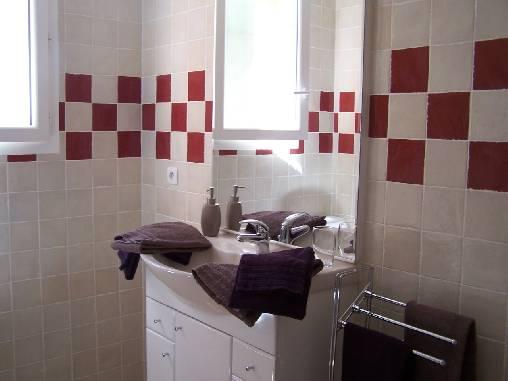 Chambre d'hote Var - Salle de bain Sérenité