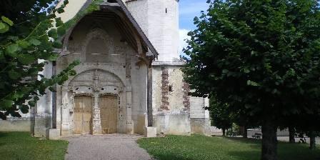 Le Couvent de l'Orée L'église de Sormery