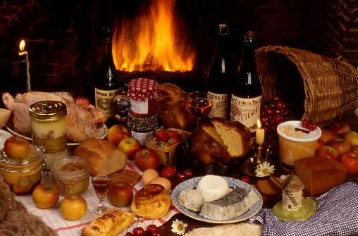 Gastronomie normande