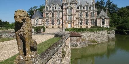 Gite Le Gîte des 3 Vaches > Château de Beaumesnil