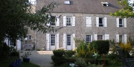 Cottagedeclaids Maison vue du jardin