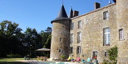 Chambres d'hôtes Chateau de la Frogerie à Maulévrier