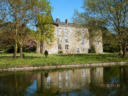 bed & breakfast Maine-et-Loire -