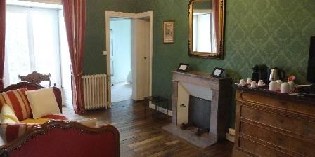 Chambre d'hotes Chateau de la Frogerie > L'Appartement de Louise