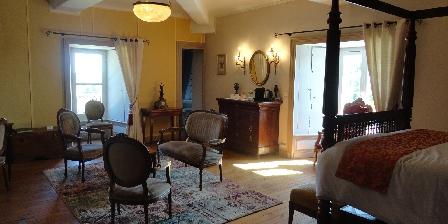 Chambre d'hotes Chateau de la Frogerie > Chambre de Madeleine