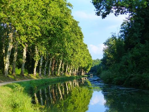 Chambre d'hote Gironde - juste à côteé de la maison le canal