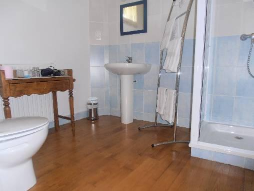 La Chambre au Balcon - salle de bain