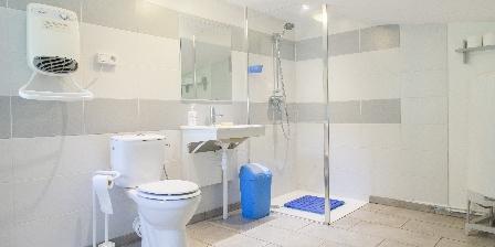 Rando-Yourte Salle de douche