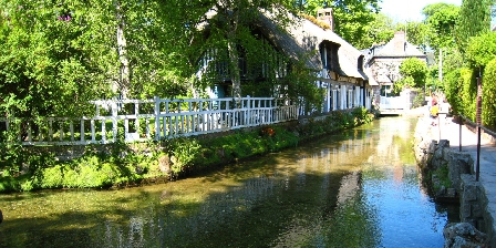 Rando-Yourte Village classé de Veules les roses