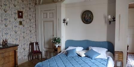 Le Château de la Grande Noë Chambre Ronde