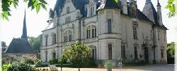 Bed and breakfast Ch�teau de V�retz