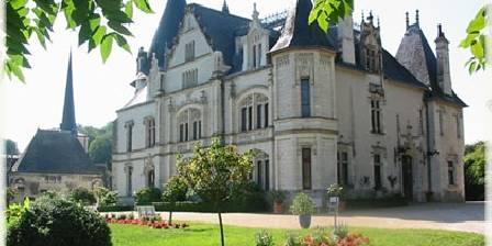 Château de Véretz Le château style Tudor