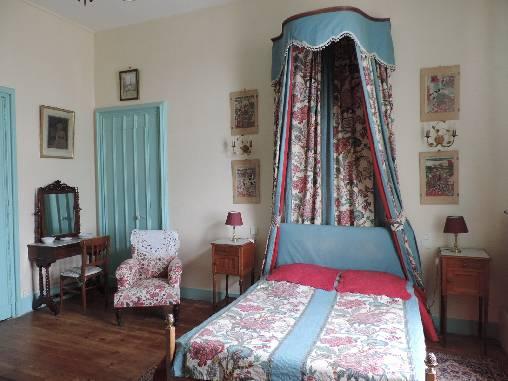Chambre d'hote Indre-et-Loire - chambre Olivier