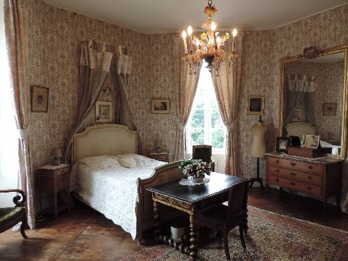 bed & breakfast Indre-et-Loire - room Mary