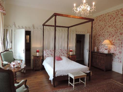 bed & breakfast Indre-et-Loire - room Henriette