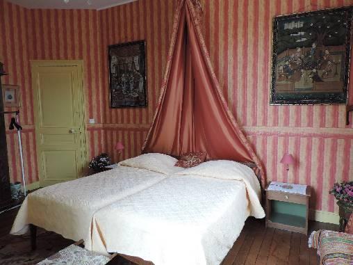 Chambre d'hote Indre-et-Loire - chambre Etienne