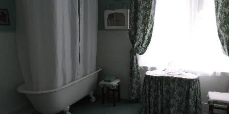 Château de Véretz Salle de bain chambre Charlotte